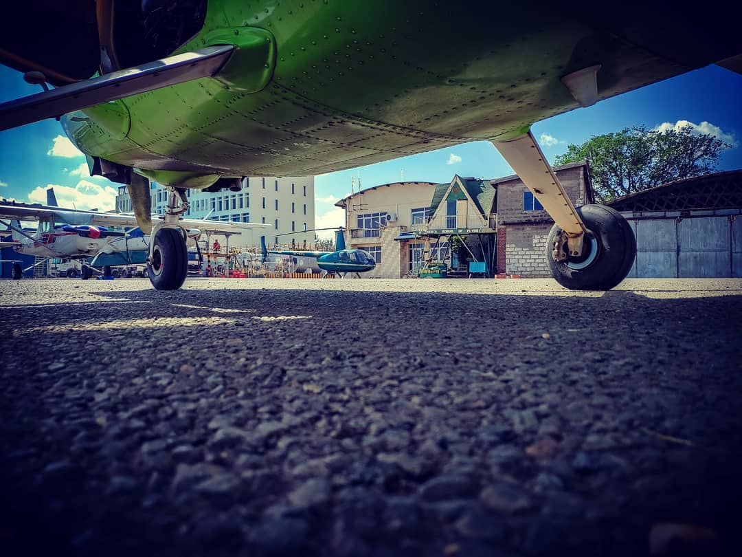 Cessna 208 Under Carriage