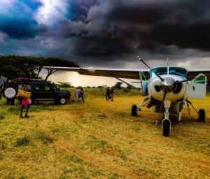 Cessna 208 Private Charter Safari